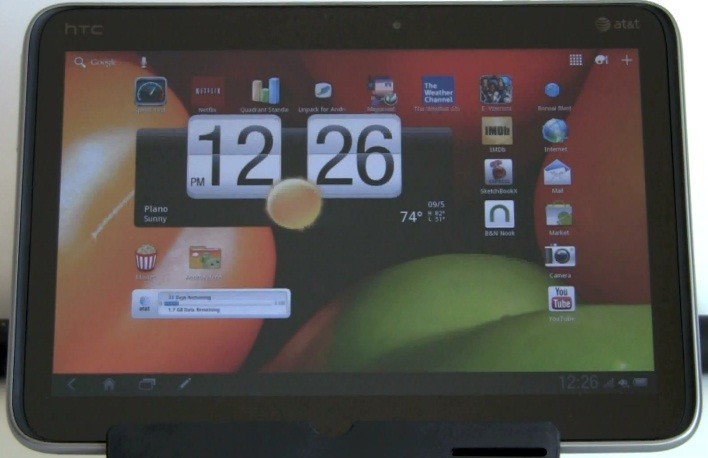 HTC Jetstream (Puccini) si mostra in una lunga video recensione