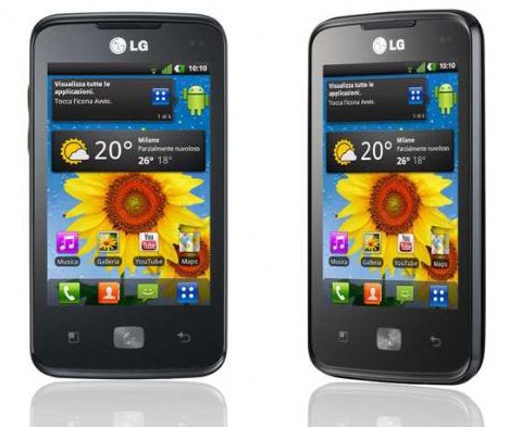 LG Optimus Hub, è ufficiale il successore dell'Optimus One