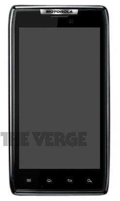 Motorola : Razr il nuovo Super Android