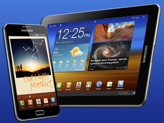 Samsung Galaxy Tab 7.7 e Galaxy Note: nuovi dettagli sui prezzi