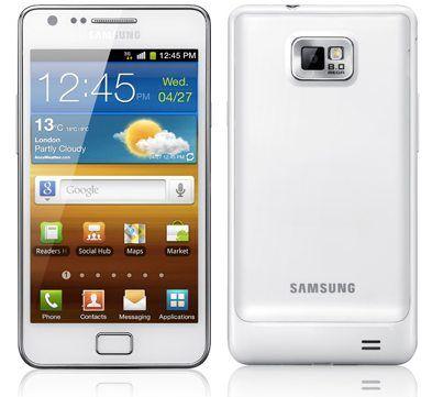 Samsung Galaxy S II, arriva in Italia la versione