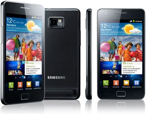 Samsung Galaxy S II: disponibile ufficiosamente Android 2.3.5