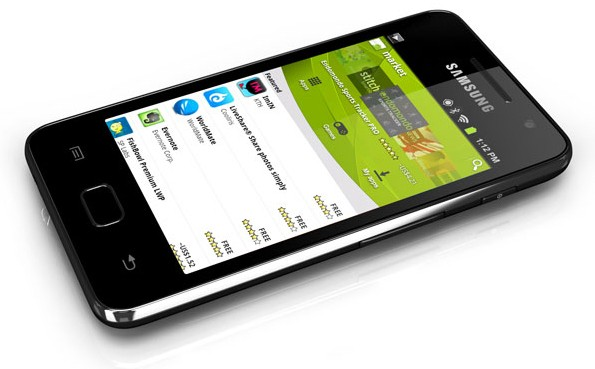Samsung svela Galaxy S WiFi 3.6, un nuovo PMP Android