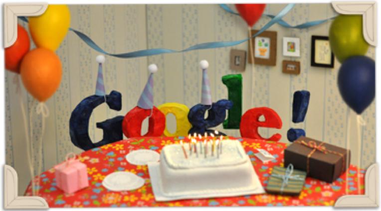 Tanti auguri Google!