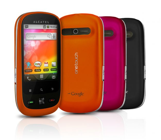 Alcatel One Touch 890D : il nuovissimo device Android
