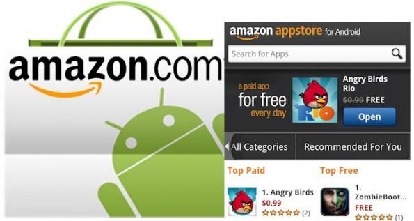 Amazon AppStore per Android finalmente arriva in Italia