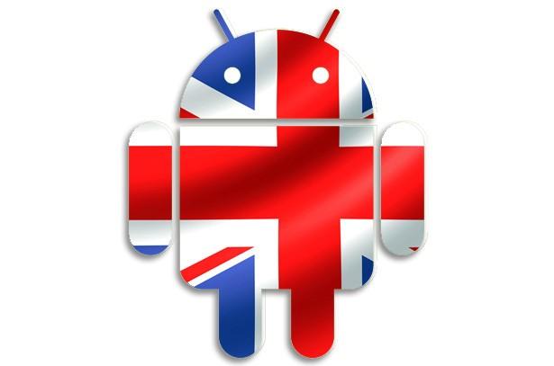 Android domina il mercato smartphone in UK