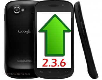 Nexus S: roll-out, download ed installazione Android 2.3.6