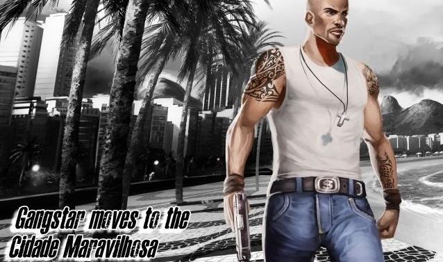 Gangstar 3 in arrivo su Android, sarà ambientato a Rio de Janeiro