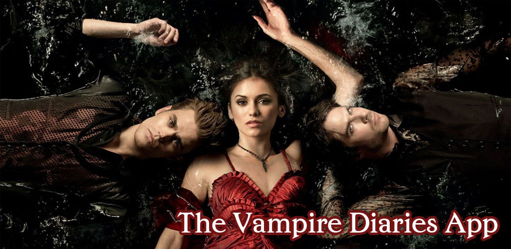 The Vampire Diaries arriva sull'android market in italiano