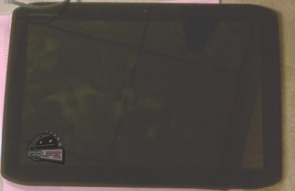 Prime foto del Motorola Xoom 2?