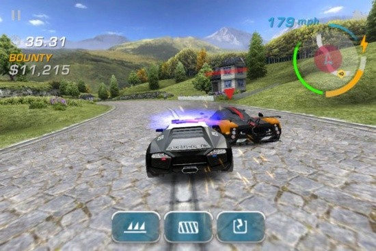Need for Speed Hot Pursuit: esclusiva per Sony Ericsson Xperia Play
