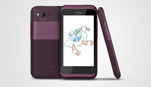 HTC accordo con Dropbox