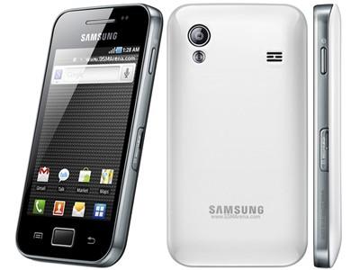 Samsung Galaxy Ace: arriva ufficialmente Android 2.3.3