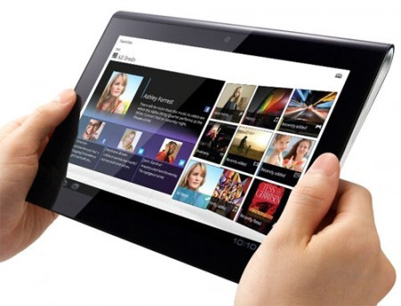 Sony Tablet S: finalmente disponibile in Italia