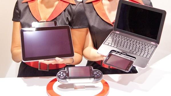 IFA 2011: arriva lo Spider Phone il telefono tutto fare !