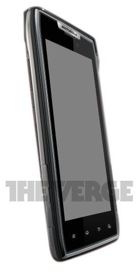 Motorola Spyder: foto e caratteristiche di un nuovo smartphone
