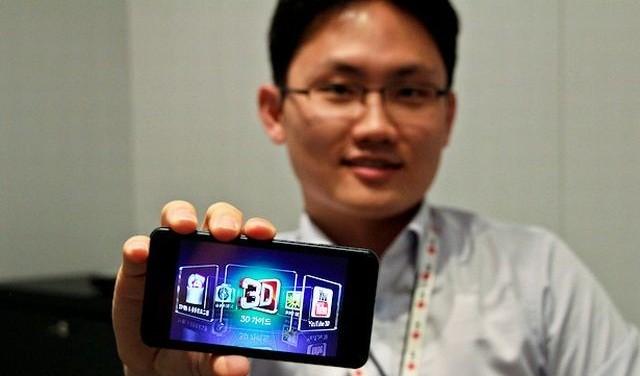 LG al lavoro sull'erede di Optimus 3D, sarà ultrasottile