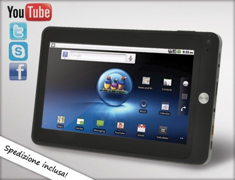Groupalia : tablet a 169€