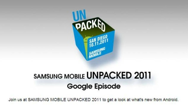 Al CTIA Wireless Samsung Mobile Unpacked 2011: Google Episode