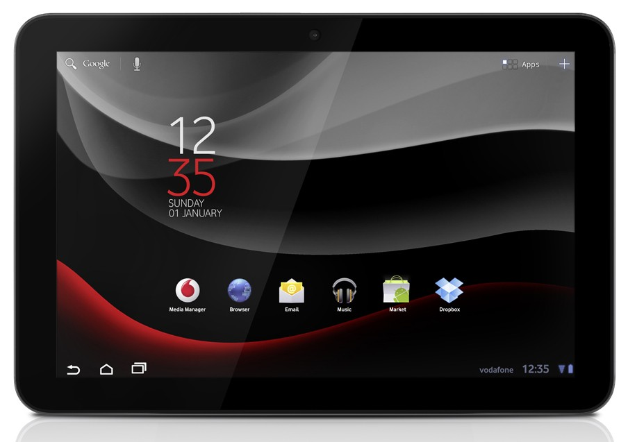 Vodafone svela i tablet Smart Tab 7 e Smart Tab 10