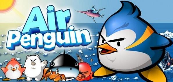 Air Penguin : simpatico gioco gratuito per android