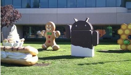 Ice Cream Sandwich: ecco i nuovi widget Gmail, Email e Calendar