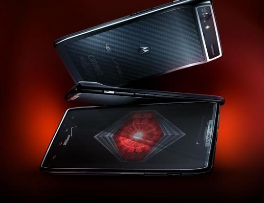Motorola RAZR : stesso processore del Galaxy Nexus