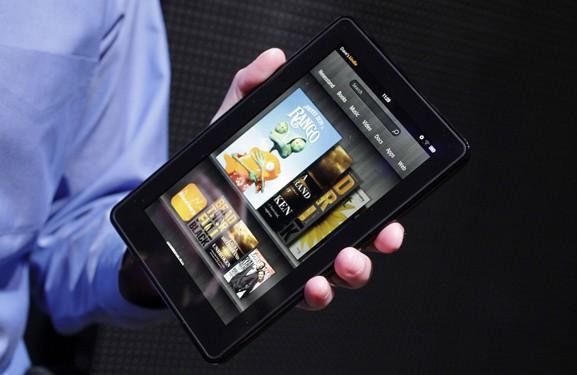 Amazon Kindle Fire: siamo già a 250.000 preordini