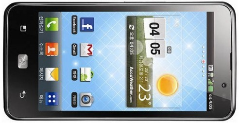 LG Optimus LTE: il primo video del display IPS True HD