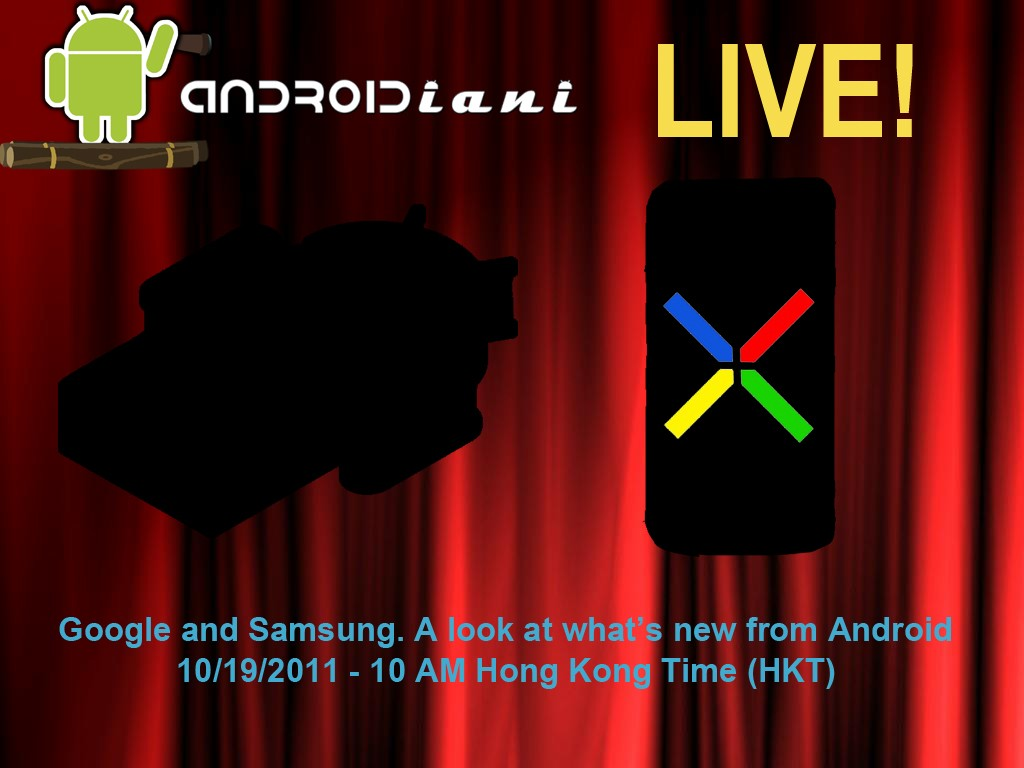 [LIVE] Evento Google/Samsung - Presentazione Ice Cream Sandwich e Galaxy Nexus [UPDATE]