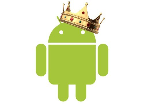 Android rise to the top: infografica sul successo del sistema operativo