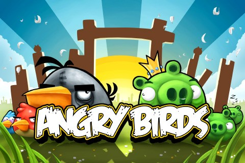 Angry Birds, arriva in Autunno la serie animata