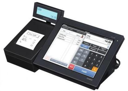 Casio VX100: il primo registratore di cassa con Android