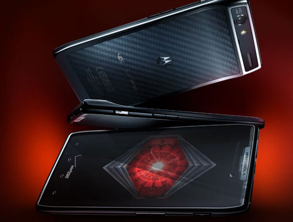 Motorola RAZR : dalla seconda metà di novembre disponibile a 599€
