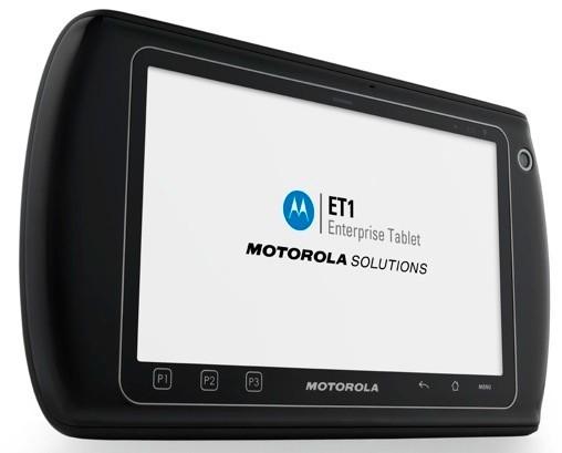 Motorola ET 1: Enterprise Tablet per le aziende