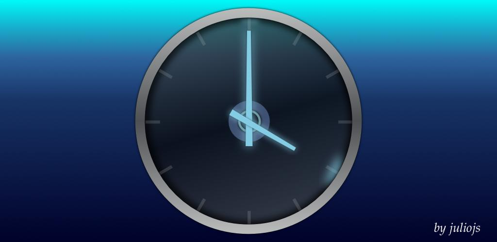 Disponibile il widget Clock stile Ice Cream Sandwich