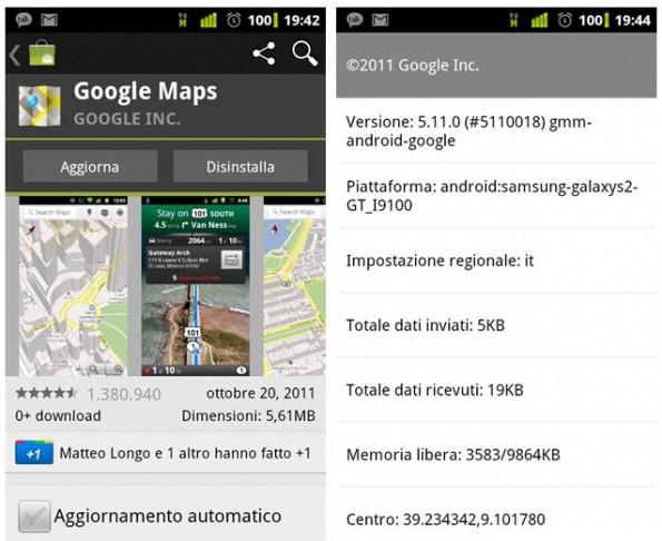 Google Maps è gratuito ? Google multata !