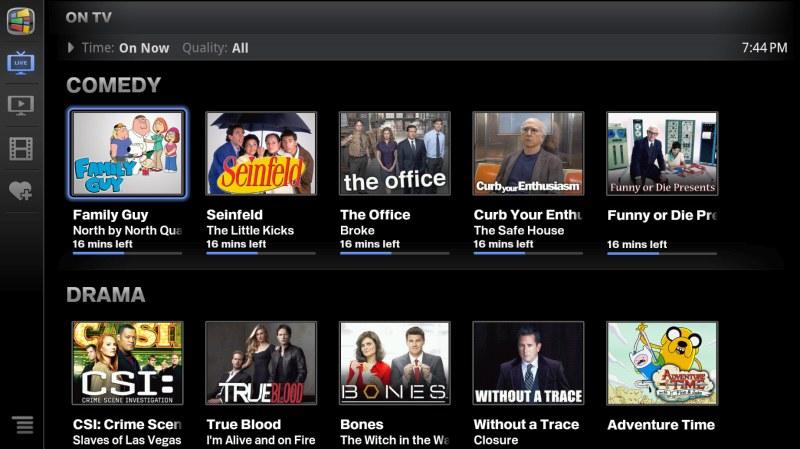 Google TV 2.0: disponibile la prossima settimana con Android 3.1