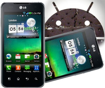 LG Optimus Dual: forse arriverà Ice Cream Sandwich [UPDATE: Gingerbread]