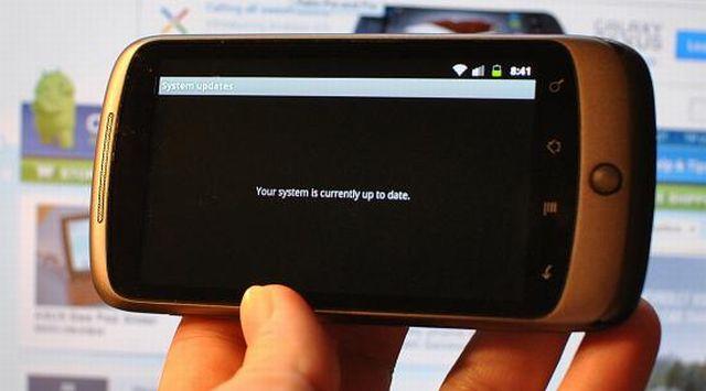 Google Nexus One: nessun aggiornamento ad Ice Cream Sandwich