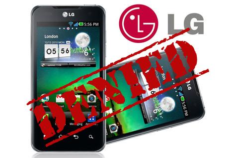 LG Optimus Dual non riceverà Android 4.0 Ice Cream Sandwich [UPDATE]