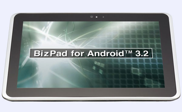 Panasonic BizPad: nuovo tablet Android semi-rugged
