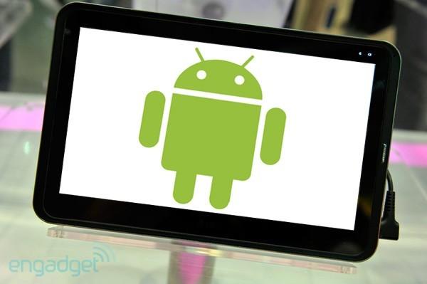 Android un quarto del mercato dei tablet!