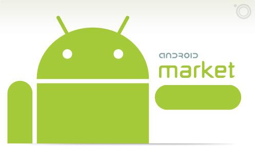 Infografica sul successo dell'Android Market