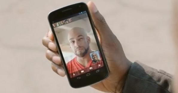 Galaxy Nexus : online un nuovo spot musicale