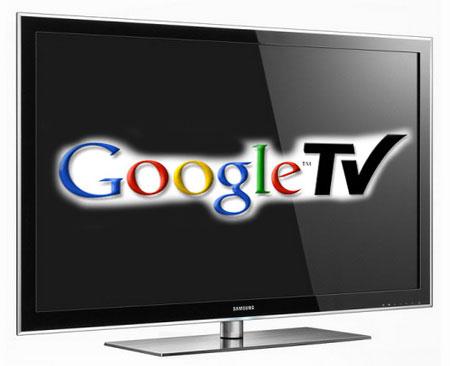 La Google TV arriva con Logitech Revue
