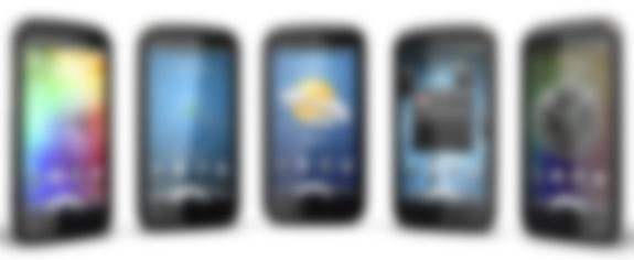 HTC Ville: smartphone ultra-sottile con Android Ice Cream Sandwich
