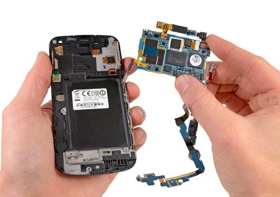 iFixit smonta anche il Galaxy Nexus...