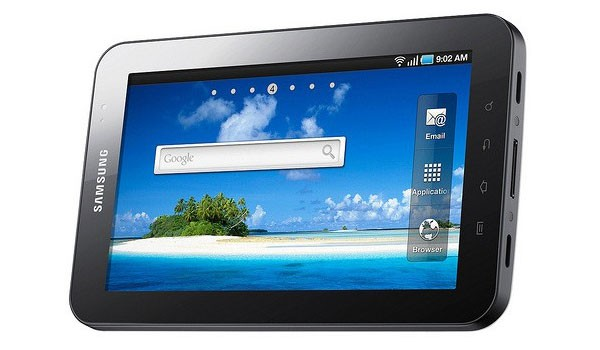 Samsung Galaxy Tab 7: primo porting Android 4.0 Ice Cream Sandwich